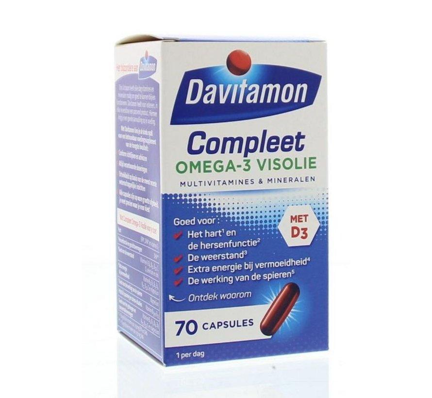Compleet omega 3 vis