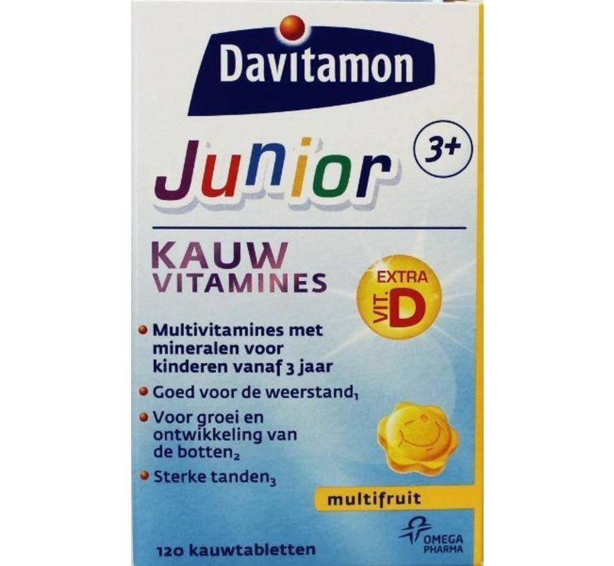 Junior 3+ multifruit