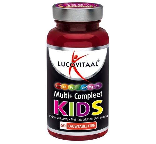 Lucovitaal Multi+ compleet kids