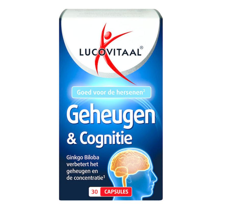 Geheugen & cognitie