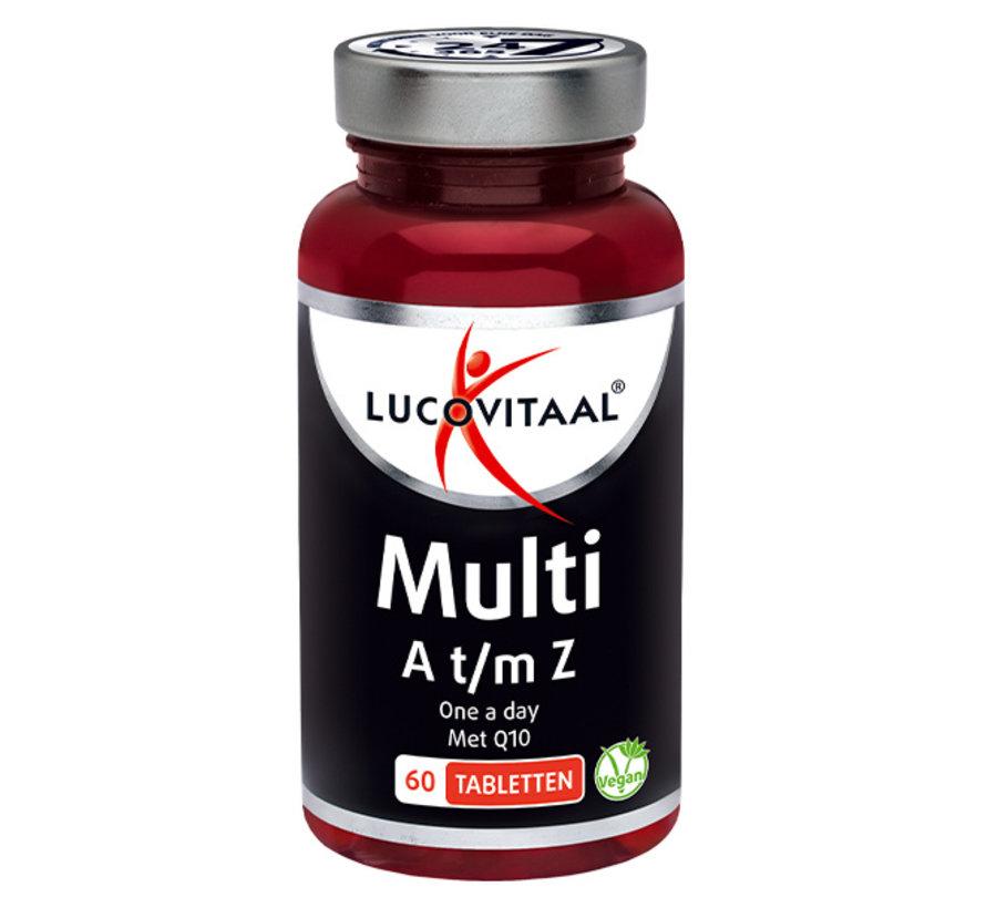 Multi A t/m Z