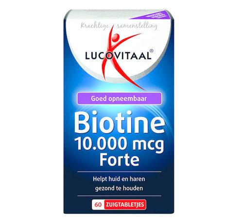 Lucovitaal Biotine forte