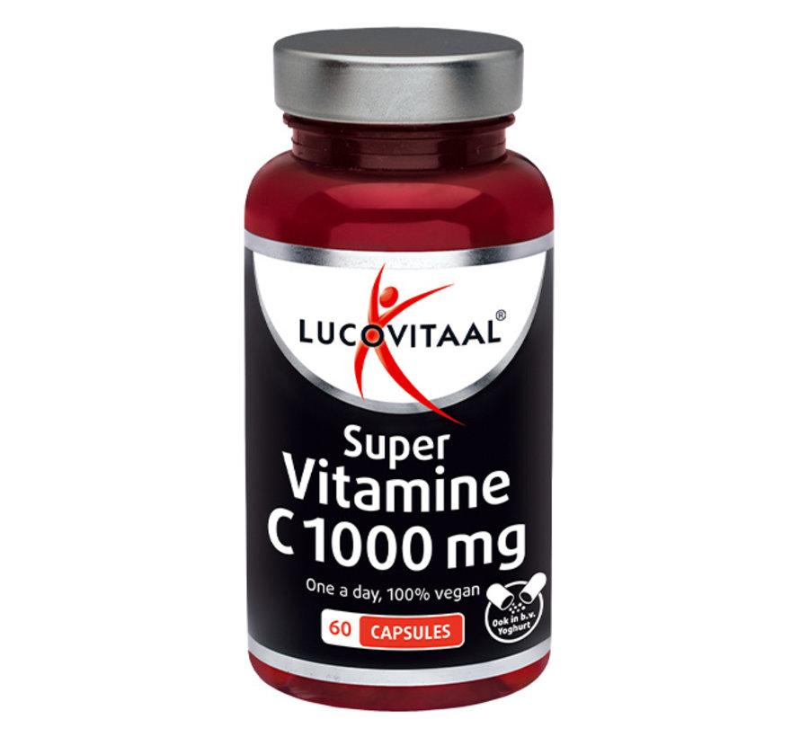 Vitamine C 1000 mg vegan