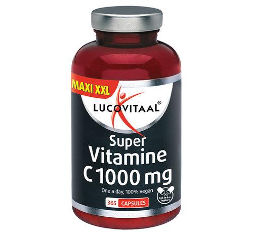 Lucovitaal Vitamine C1000 mg vegan