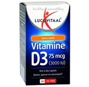 Lucovitaal Vitamine D3 75 mcg