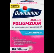 Davitamon Davitamon Foliumzuur met vitamine D - Zwanger