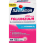 Davitamon Foliumzuur met vitamine D - Zwanger
