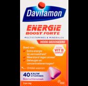 Davitamon Extra energie bosvruchten