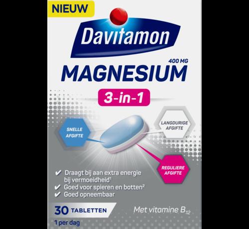 Davitamon Magnesium 3 in 1