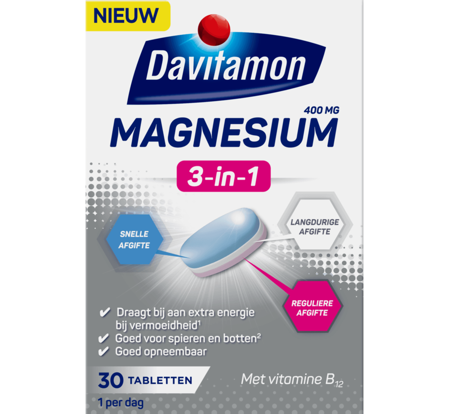 Magnesium 3 in 1