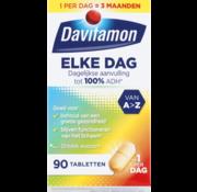 Davitamon Elke Dag Met Vitamine C & D Tabletten