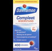 Davitamon Compleet Weerstand Vitamine C & D tabletten