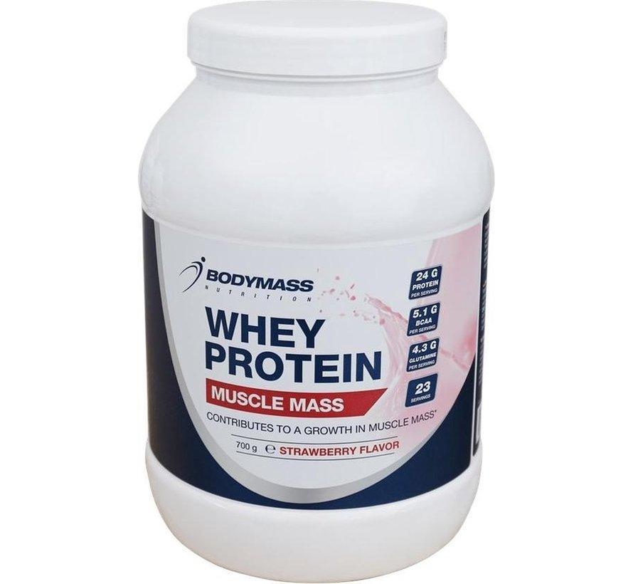 Whey Protein Bodymass Strawberry 700G