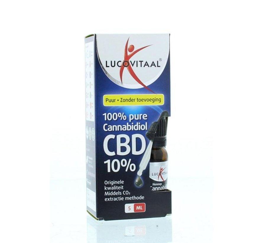 CBD Olie 10%