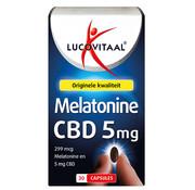 Lucovitaal Melatonine CBD 5 mg