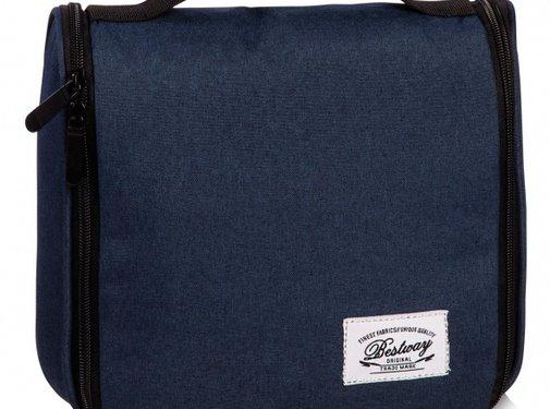 Bestway toilettas jeansblauw 5 liter