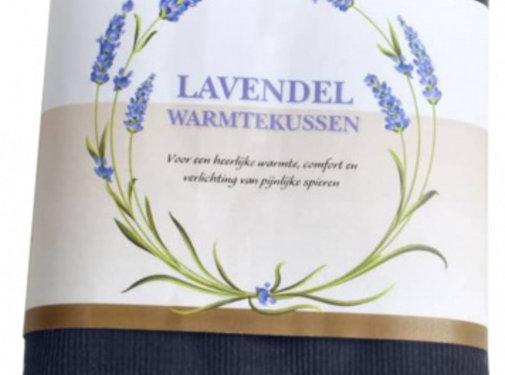 O'Daddy warmtekussen met lavendelgeur 16 x 13 cm nylon donkerblauw