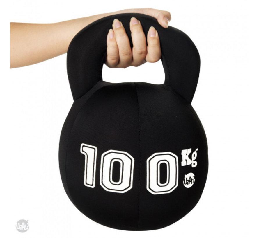 nekkussen Metamorphosis 100kg 26 x 21 cm polyester zwart