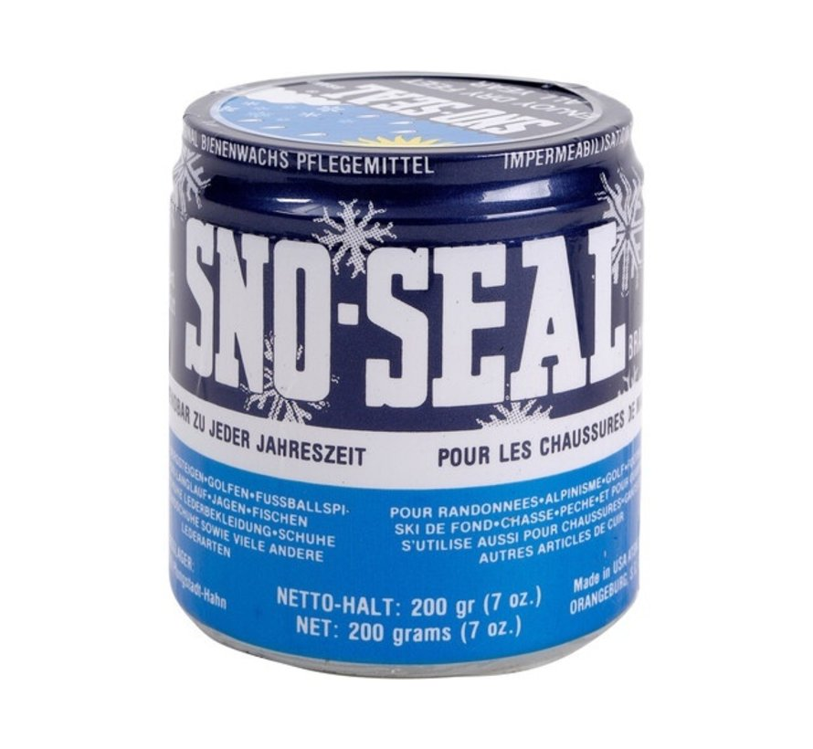 onderhoudsmiddel Sno-Seal Wax 200 gram