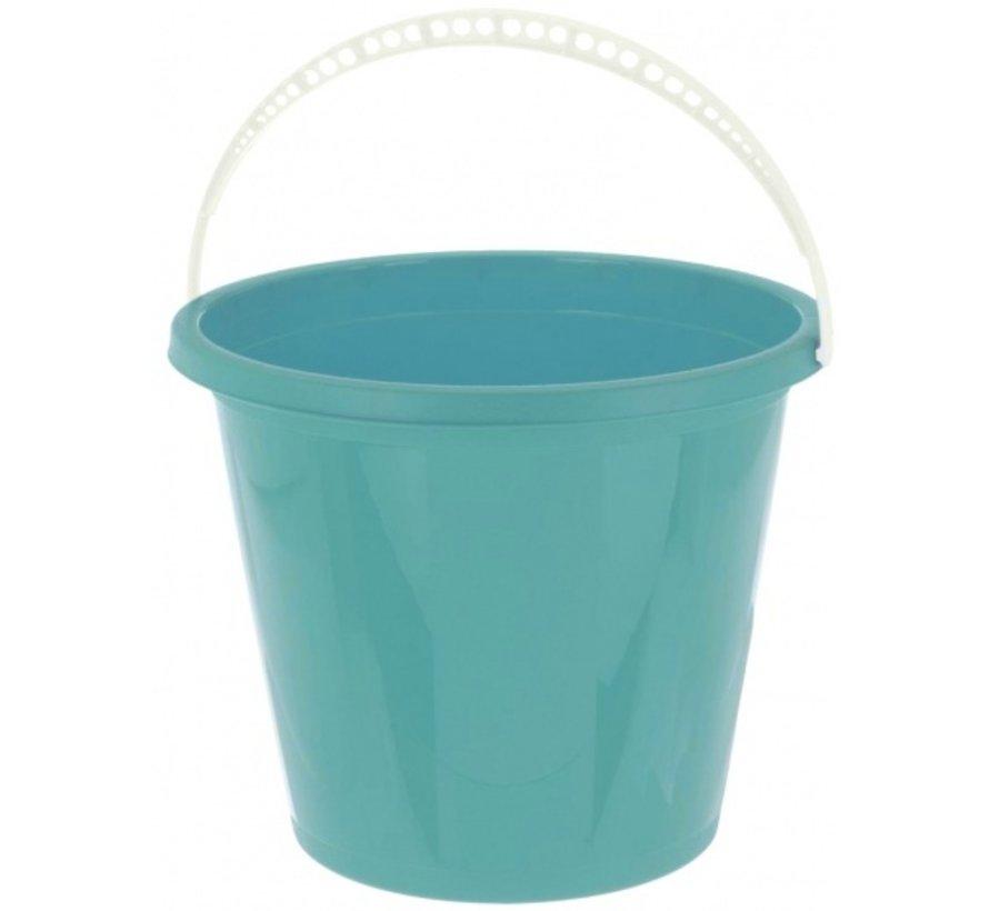 emmer 10 liter turquoise