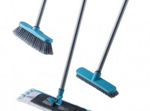 Lifetime Clean schoonmaakset 110 x 5,5 x 14,5 cm blauw