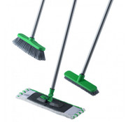 Lifetime Clean schoonmaakset 110 x 5,5 x 14,5 cm groen