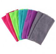 Lifetime Clean microvezeldoek multicolor 30 x 30 cm 10 stuks