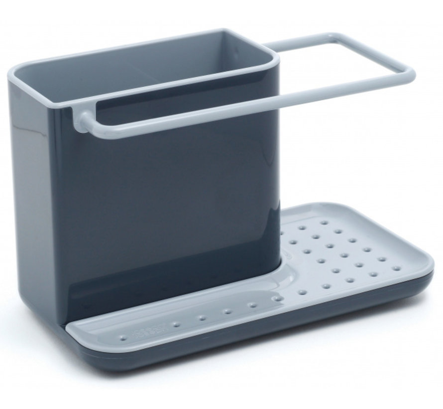 gootsteenorganiser Caddy Sink 21 x 13 cm grijs