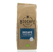 Biocafe Caffeinevrij gemalen bio