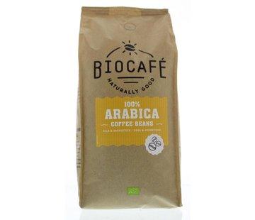 Biocafe Koffiebonen arabica bio