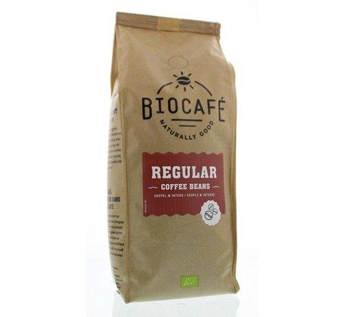 Biocafe Koffiebonen regular bio