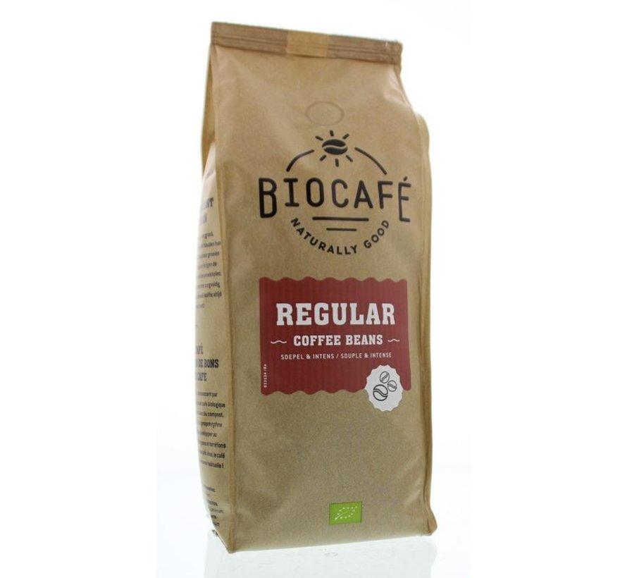 Koffiebonen regular bio