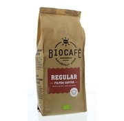 Biocafe Rood gemalen bio