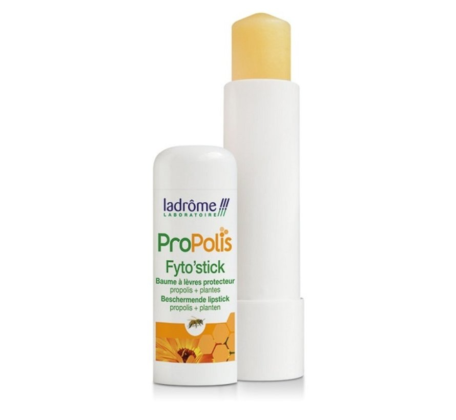 Lippenbalsemstick met propolis