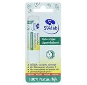 Dr Swaab Lippenbalsem 100% natuurlijk blister