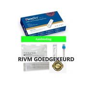 Acon Flow Flex- Corona Sneltest online Kopen Acon Flowflex RIVM goedgekeurd!!