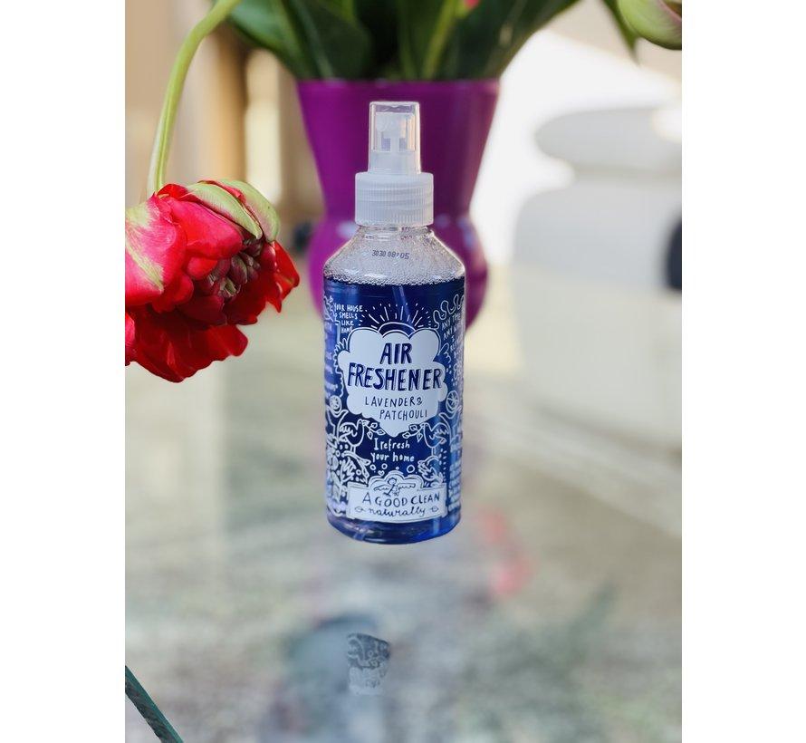 Air freshener Lavendel & patchouli 250ml
