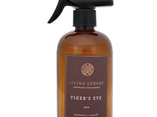 Living Luxury Tiger's eye Roomspray 500ml
