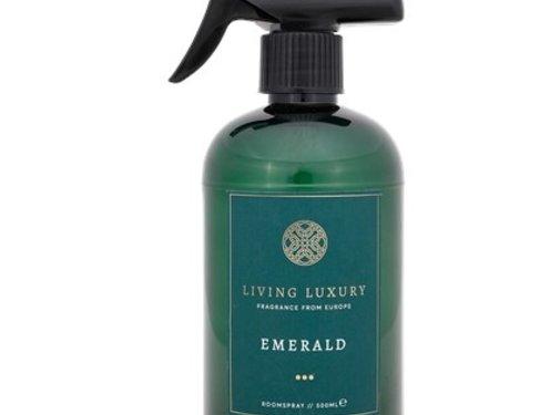Living Luxury Emerald Roomspray 500ml