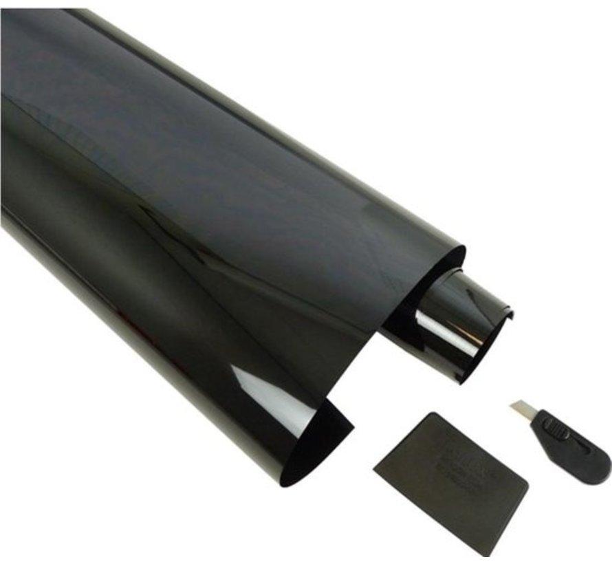 Dunlop Zonwerende Auto Raamfolie - Zelfklevend - 300x50 cm