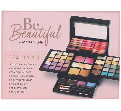 MAX&MORE Max & More KUFER make-up cosmetica