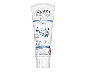 Lavera Lavera Tandpasta/toothpaste complete fluoride VRIJ