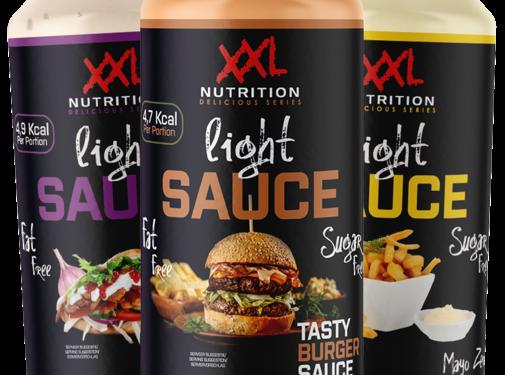 XXL Nutritio Light Saus