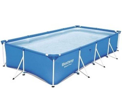 Bestway Bestway SteelPro framezwembad 400x211x81cm
