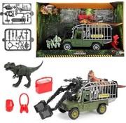 Speelgoed Toi-toys Speelset Dino Xxl Junior 32 X 15 Cm Groen 6-delig