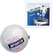 Speelgoed Toi-toys Voetbaltrainer Pro Sports 19 Cm Kunstleer Wit