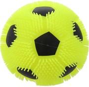 Speelgoed Toi-toys Pufferbal Voetbal Geel 13 Cm