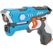 Speelgoed Toi-toys Infarood Pistool Met Ufo Junior 20 Cm Blauw