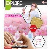 Speelgoed EXPLORE Wetenschap set - Maak je eigen nagellak