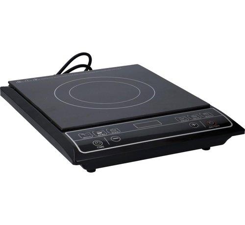Dunlop  1 Pits inductie kookplaat - 1600 Watt